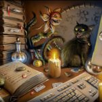 Особенности и правила проведения магических работ — часть 1