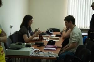 Вот так выглядит процесс определения луча миссии (фото http://vrata-isidy.livejournal.com)
