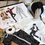 Придворные карты и художник по костюмам