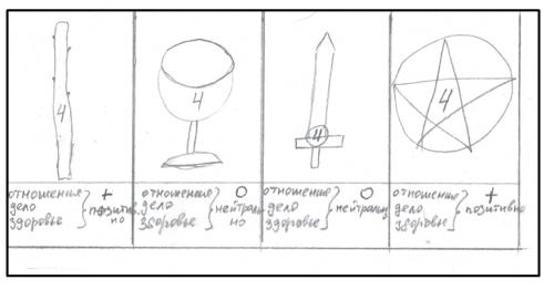 Концепт мини колоды 1