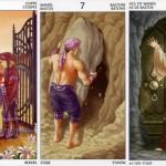 Карты Таро 78 Дверей — пространство фантазий