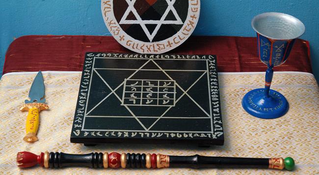 магически инструменты