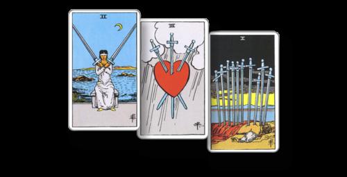 Король мечей таро: значение в отношениях в сочетании с