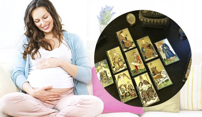 Гадание беременным на Таро