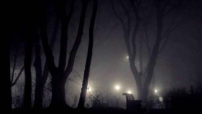Ночью гадать опасно