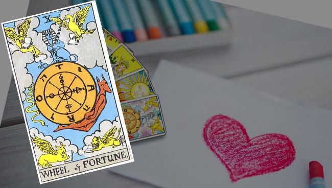 Любовь - Колесо Фортуны