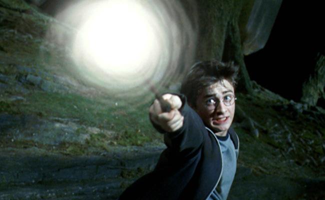Магия в стиле Гарри Поттера