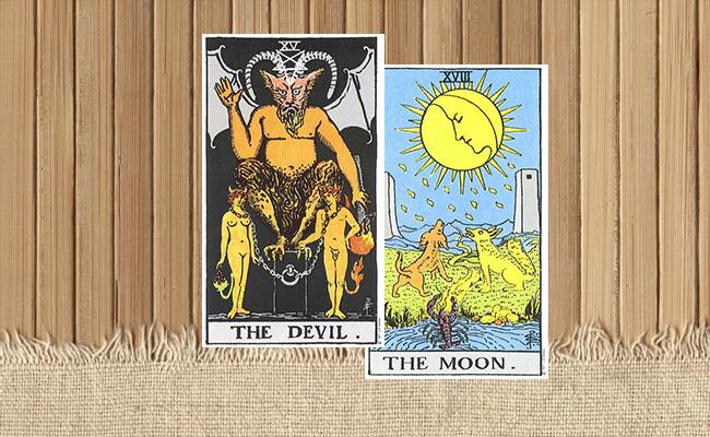 Луна и Дьявол