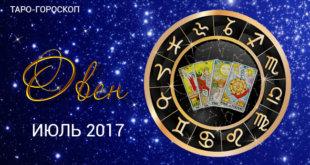 Таро-гороскоп Овен