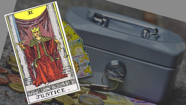 Финансы - Правосудие