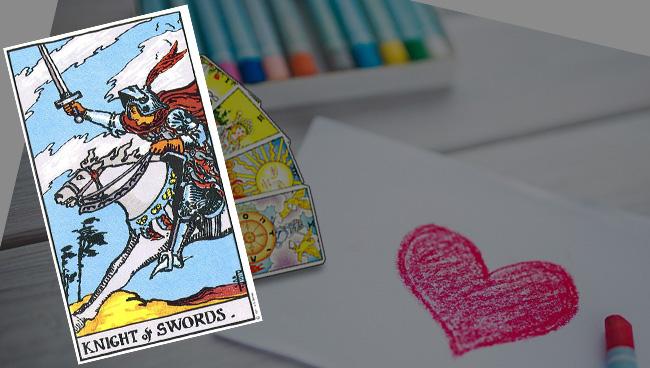 Любовь - Рыцарь Мечей
