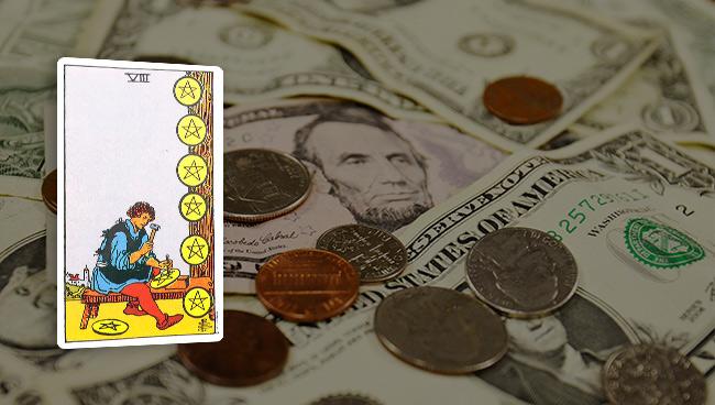 Таро Гороскоп для Девы в финансах на сентябрь 2017 года