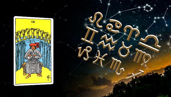 Таро гороскоп на Сентябрь  - Совет