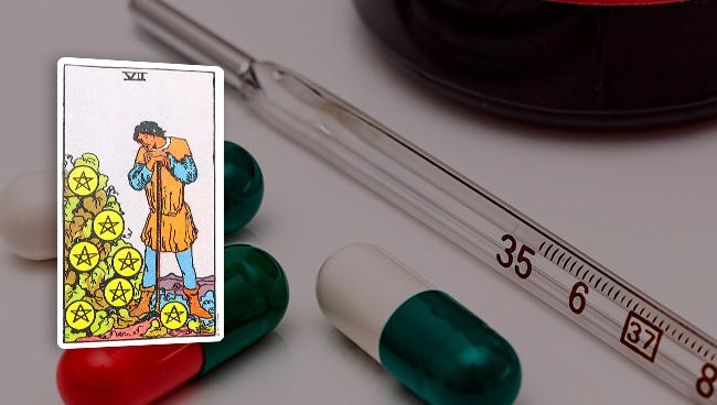 Таро Гороскоп для Овнов в здоровье на сентябрь 2017 года