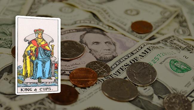 Таро гороскоп для Рыб в финансах на сентябрь 2017 года