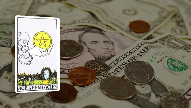 Таро Гороскоп для Тельцов в финансах на сентябрь 2017 года