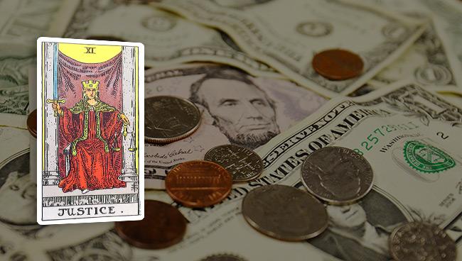 Таро Гороскоп для Весов в финансах на сентябрь 2017 года