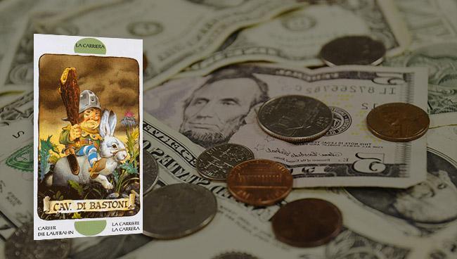 Таро гороскоп для Львов на октябрь 2017 финансы