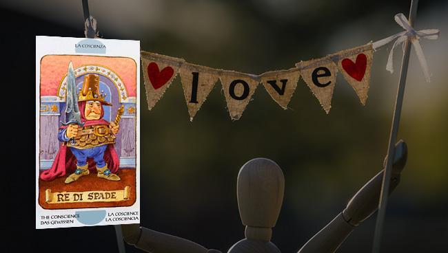 Таро гороскоп для Овнов на октябрь 2017 любовь и отношения