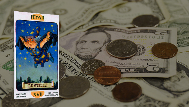 Таро гороскоп для Водолея на октябрь 2017 финансы