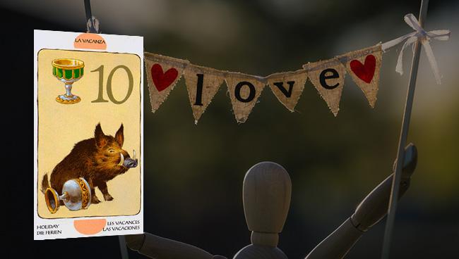 Таро гороскоп для Скорпионов на октябрь 2017 любовь и отношения
