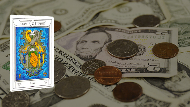 Таро гороскоп для Весов на ноябрь 2017 года: финансы