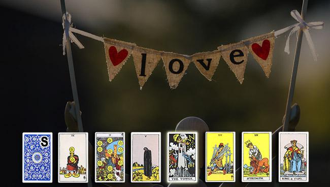Таро гороскоп для Овнов на декабрь 2017 года любовь и отношения