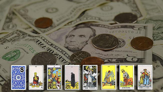 Таро гороскоп для Овнов на декабрь 2017 года финансы