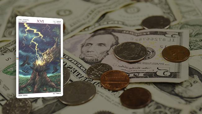 Таро гороскоп для Дев на январь 2018: финансы, деньги, работа, карьера