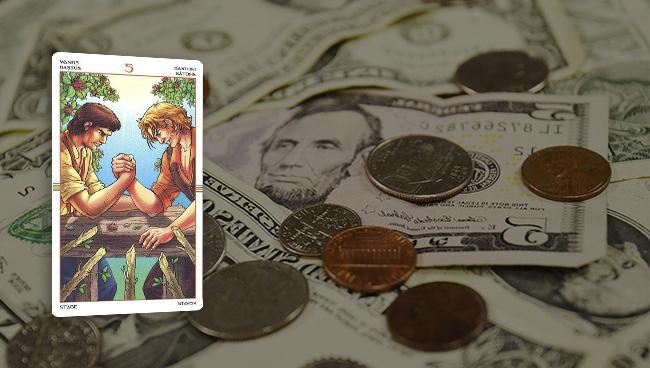 Таро гороскоп для Весов на январь 2018: деньги, работа