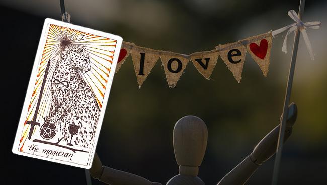 Таро гороскоп для Дев на февраль: любовь и отношения
