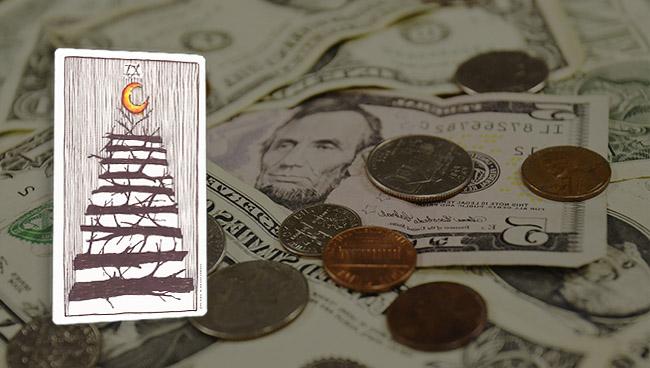 Таро прогноз для Козерогов на февраль: финансы
