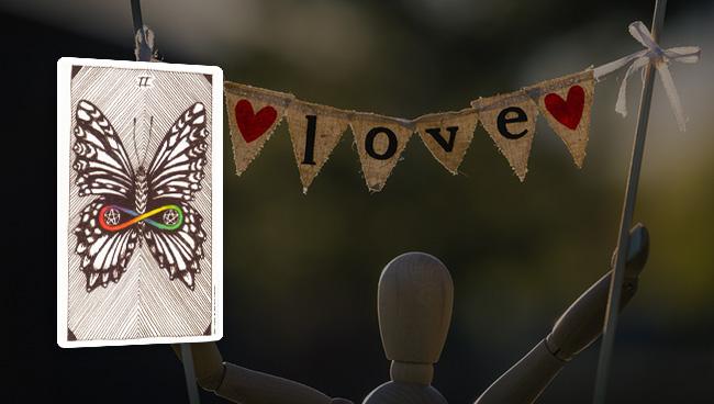 Таро гороскоп для Овнов на февраль 2018: любовь и отношения