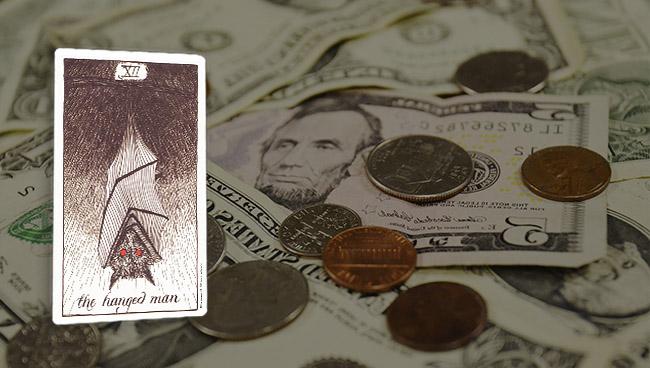 Таро прогноз для Рыб на февраль: финансы