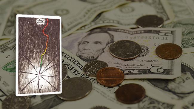 Таро гороскоп для Скорпионов на февраль: финансы