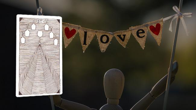 Таро гороскоп для Стрельцов на февраль: любовь и отношения