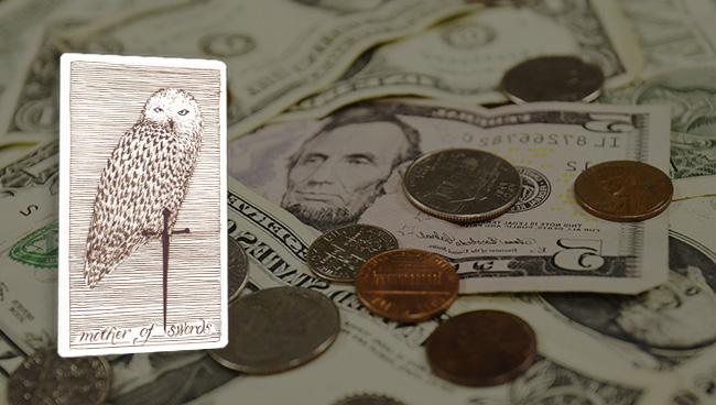 Таро гороскоп для Стрельцов на февраль: финансы