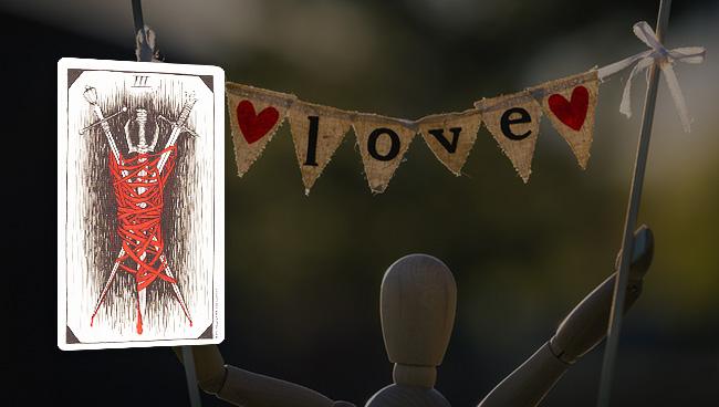 Таро гороскоп для Тельцов на февраль: любовь и отношения