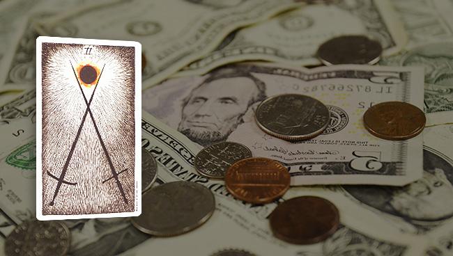 Таро гороскоп для Тельцов на февраль: бизнес и финансы