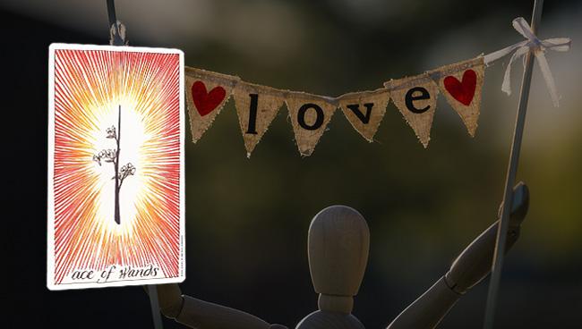 Таро гороскоп для Весов на февраль: любовь и отношения