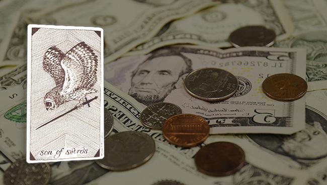 Таро гороскоп для Весов на февраль: финансы