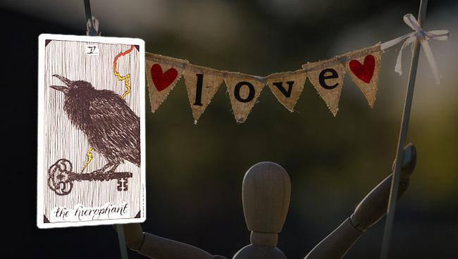 Таро прогноз для Водолеев на февраль: любовь и отношения