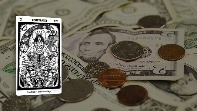 Таро гороскоп для Близнецов на март в вопросах финансов