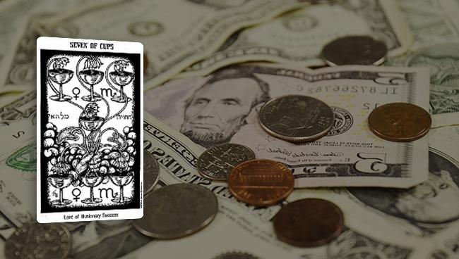 Таро гороскоп для Львов на март финансы