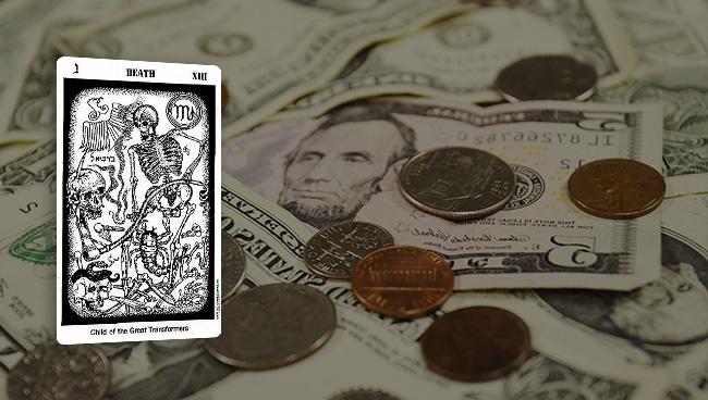 Таро гороскоп для Козерогов на март финансы