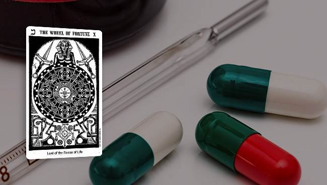 Таро гороскоп для Овнов на март в здоровье
