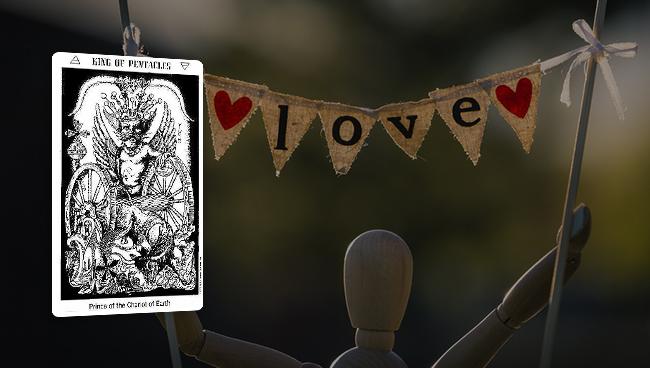 Таро гороскоп для Овнов на март в отношениях и любви