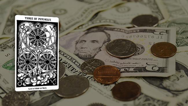 Таро гороскоп для Раков на март в вопросах финансов