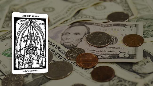 Таро гороскоп для Рыб на март финансы