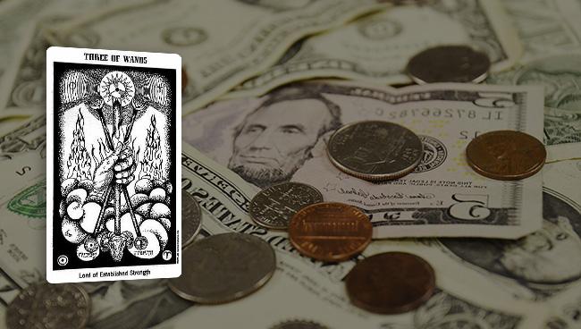 Таро гороскоп для Скорпионов на март финансы